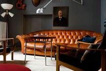 Home: Basement Bedroom/Bath/Bar / man cave. entertainment. home bar. stylish man cave. speak easy. restored wood bar. gastro pub. sports. bar display. liquor display.  / by Tawny Vena