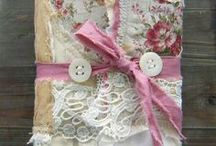 Fabric books ♥ quilt and embroidery