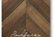 "2018 Surfaces Lookbook / ""2017 marks François & Co.'s 20-year pledge to faithful and meticulous craftsmanship. Established in 1997, François & Co. has cultivated this promise that has now become the basis for our culture. Every material, every sculptural element in our carefully curated collection is something we have fallen in love with. Let this catalog serve as your introduction to François & Co. Surfaces—a 'distilled' version of our product offerings."" -Thierry Francois founder /principal"