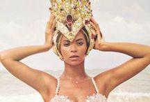 BEYONCÉ / Beyoncé, Yoncé, Queen Bey / by kelsey evelyn