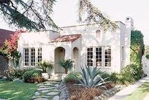 casita / ideas for my someday teeny Spanish cottage / by kelsey evelyn