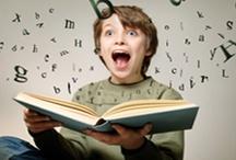 READING...Literacy / LEARNING TO READ, early literacy, kindergarten literacy