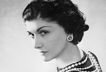 """Couture / """" Dress shabbily and they Remember the Dress; Dress Impeccably and they Remember the Woman."""" Coco Chanel / by Liz Marcrum Bozka"""