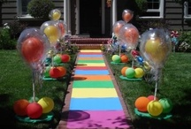 {Party} Ideas / by Manda Cruse