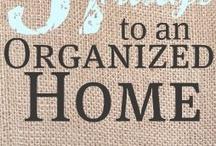Organization needed  . . .  / by Liz Marcrum Bozka