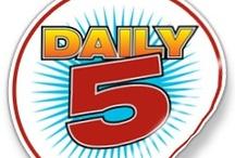 SCHOOL...Daily 5
