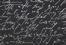 Caligrafía & Lettering