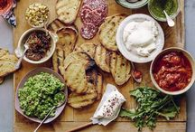 Appetizers and on the side recipes