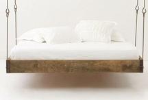 Outdoor & unconventional / Dormire all'aperto, o su letti non convenzionali