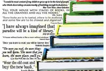 For the Love of Books / by Kennethian Brown