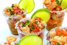 Recipes: Fruitti Del Mare / by Peggy Pettis
