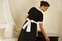 Hospitality Uniforms / A selection of our luxury uniforms