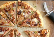 Recipes: Pizza Pie! / by Peggy Pettis