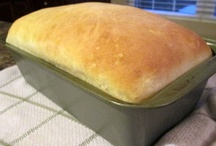{Recipes} Bread / by Manda Cruse