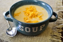 {Recipes} Soups & Stews / by Manda Cruse