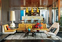 Living and Dining Room Design / by Joana Gomes