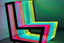 . that's MY chair ;} / by Nannette Serrano