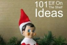 HOLIDAYS: Elf on the Shelf Ideas / Elf on the Shelf Ideas Board:  A Gathering of Elf on the Shelf Ideas curated by EverythingMom.com