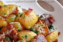 . potatoes (: / by Nannette Serrano