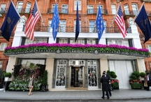 Fashionizer 'Inside Claridge's' / In conjunction with the new TV series 'Inside Clardige's,' starting at 9pm on BBC2 from Monday 3rd December - Viewers will get to see the bespoke housekeeping uniform for maids which Fashionizer designed for Claridge's London in 2010.