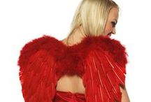 Valentine's Day Costumes & Accessories / Get ready to turn up the heat with these sexy & fun costumes, accessories and ideas!