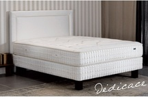 Dédicace Actif Premium / Il calore del cachemire, la raffinatezza della seta e il comfort avvolgente di un doppio strato in memory