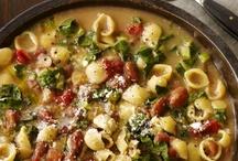Soups & Stews / by Trista Dearborn