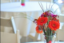 our flowers for Bat Mitzvah  / Photos of our floral arrangements at various locations in and around New York City.