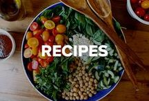 Healthy Recipes / Eating healthy is easy if the food is delicious! Try these Beachbody-approved recipes that are not only good, but good for you. / by Beachbody
