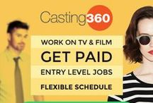 Casting360 Banners