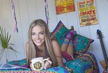 > > happy nesting < < / We love making our homes fun and colorful - not taking ourselves too seriously - ever!!!!  : ) / by Natural Life