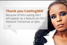 Casting360 News / Bringing Internet matchmaking to the world of entertainment, Casting360 has combined state-of-the-art Internet technology and entertainment industry expertise to create the 21st-century answer to the traditional casting process where those seeking talent can find it. casting360, casting calls, casting, movies, TV shows, modeling, music videos, theater, dance, reality TV shows, actors, models, singers, dancers
