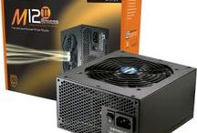 Seasonic M12II-620 / While upgrading in efficiency, the M12II Bronze Series maintains the advanced designs and quality components from the past M12II line. Such designs and components including Double Forward Converter design, Smart and Silent Fan Control and highly reliable Japanese brand capacitor also boost the overall performance in stability and silence.