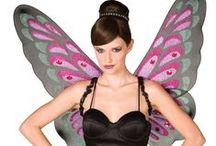 Costume Wings / Fairy Wings, Angel Wings, Devil Wings -- whatever sort of costume wings you need this Halloween, BuyCostumes.com has 'em!