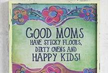 > > we <3 moms < < / None of us would be who we are without our MOMS!!!  Mom's definitely make the world a better place!