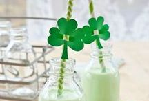 St. Patrick's Day Crafts and Recipes / Find St. Patrick's Day crafts to make with your kids.
