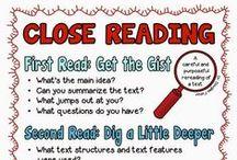 READING...Close Reading