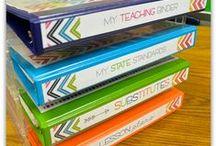 Classroom Documentations & Binders