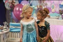 Frozen Costumes / Get into Frozen Fever with Costumes for the whole family! From Princess gowns to Snowmen we have all your favorite outfits from Arendelle.