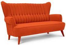 Retro Mobilya / Retro tarzı mobilyalarla dekorasyonunuza renk katın..