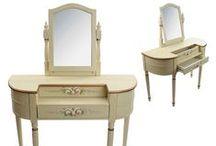 Kır Stili / Kır stili mobilyalarla dekorasyonda yaz havası..