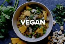 Healthy Vegan Recipes / Eating healthy is easy when the food is delicious! Try these Beachbody-approved vegan recipes that are not only good, but good for you. / by Beachbody