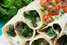 Recipes: South of the Border Spice / Recipes with Mexican & Southwestern flavors.