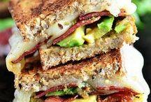Recipes: Sandwiches & Wraps