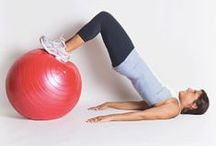 FITNESS...Stability Ball Workouts / Exercise and Fitness