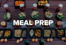 Meal Prep / The key to success is planning ahead, especially when it comes to nutrition. Here are complete meal prep guides, tips, and recipes to help you eat healthy all week. / by Beachbody