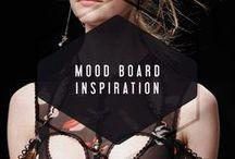 MOODBOARD/INSPIRATION / fabrics , design , fashion