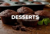 Healthier Dessert Recipes / Even if you're following a healthy eating plan, you can still treat yourself to desserts every now and then! Check out these mouthwatering recipes that will satisfy your sweet tooth without sabotaging your diet. / by Beachbody