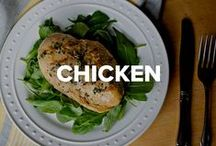 Simple Chicken Recipes / A perfectly cooked chicken dish can turn an average meal into something extraordinary. Get inspiration for your next lunch or dinner with these easy chicken recipes that are just as healthy as they are delicious. / by Beachbody