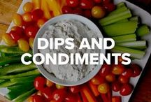 Sauces, Condiments, and Dips / Dress up your favorite recipes with these healthy sauces, and swap out store-bought condiments for these lighter, homemade versions. They're easy to make and they taste amazing! / by Beachbody